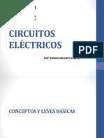 Conceptos y Leyes Básicas circuitos eléctricos