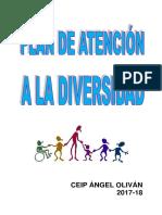 Plan de Atención a La Diversidad 2017-18