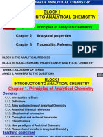 Analytical Chemistry 3