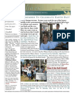 April 2007 Shorelines Newsletter Choctawhatchee Audubon Society