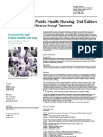 Community and Public Health Nursing, 2nd Edition