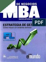 Tomo 1, Estrategia de Gestión - Daniel F. Spulber