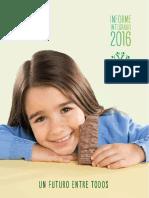 Informe Integrado Nutresa 2016