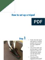 How to Set Up a Tripod-3
