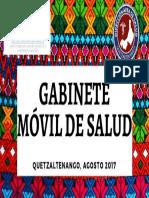 Gabinete Movíl de Salud