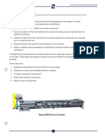 Screw Conveyor Engineering Guide Pt1