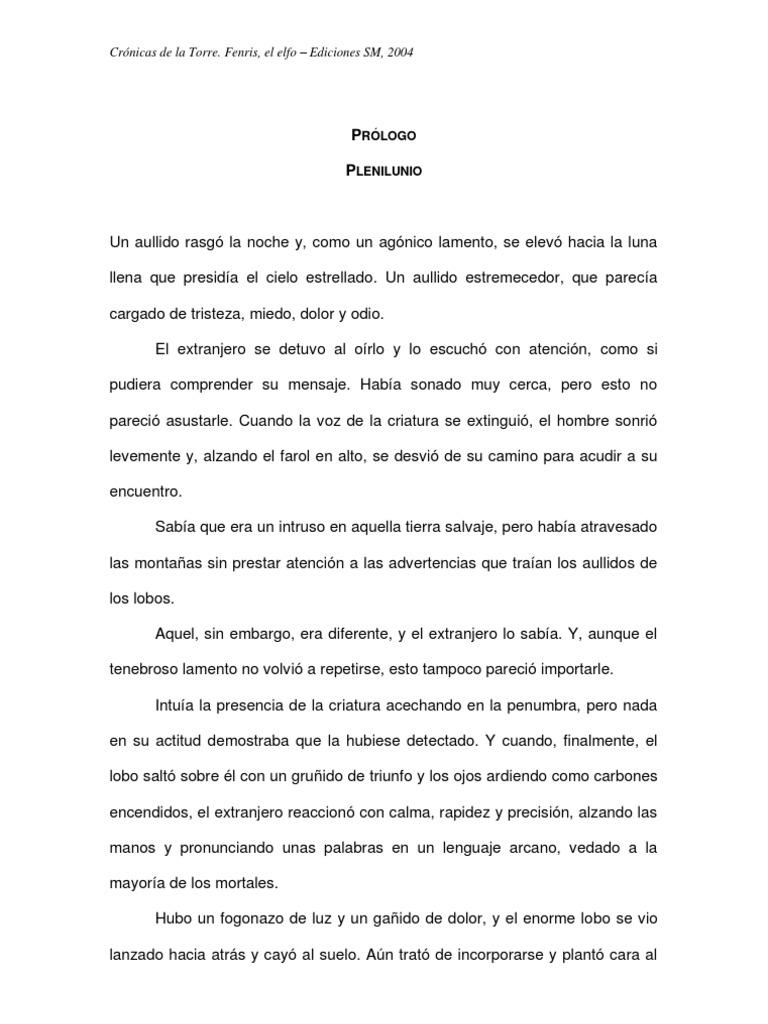 Descargar Fenris El Elfo Pdf Download