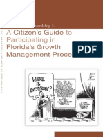 Community Stewardship I A Citizen's Guide to Participating in Florida's Growth Management Process