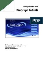 SA7913 V6.0 BioGraph Infiniti Getting Started