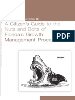 Community Stewardship II A Citizen's Guide to the Nuts and Bolts of Florida's Growth Management Process