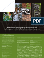 Wildlife Habitat Planning Strategies for Florida Communities and Landowners