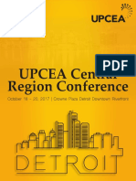 UPCEA Central Region Conference Program 2017