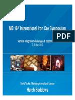 Vertical Integration Challenges Opportunities