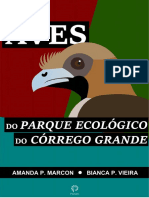 Marcon & Vieira 2017 - Aves Do Córrego Grande