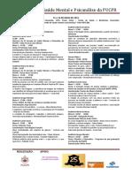 Programação IX Jornada de Saúde Mental e Psicanálise Da PUCPR(1)
