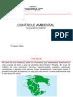 Aula_1 - Desequilíbrio Ambiental