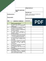 Formato Acta Inspeccion Higienico-sanitaria