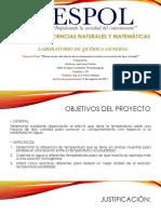 Diapositivas Lab de Quimica