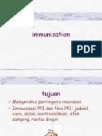 Kuliah VI Imunisasi
