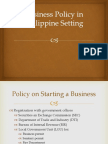 Business Policy3