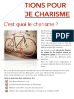 5 Actions Charisme