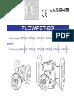 Manual Flowpet EG S 178 4 BR