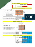 Excel-calculo de Ladrillos y Mortero