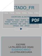 Dictado Fr