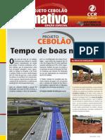 Viaoeste Informativo Projeto Cebolao n1