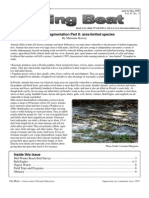 April-May 2009 WingBat Newsletter Clearwater Audubon Society