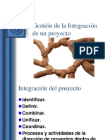 Gestion de Integracion P.