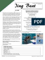 December 2009~January 2010 WingBat Newsletter Clearwater Audubon Society