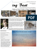 February-March 2010 WingBat Newsletter Clearwater Audubon Society