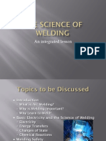 The Science of Welding PowerPoint