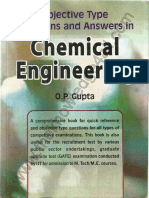 Op Gupta Chemical Engineering Pdf