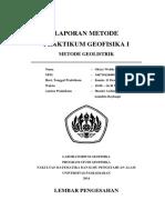 Laporan_Metode_Geolistrik