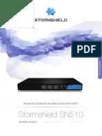 SNS en SN510 Datasheet 201509