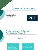 13-Programacion de Operaciones