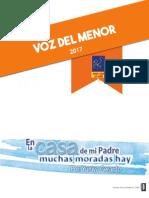 Semana de Oracion Voz Del Menor 2017