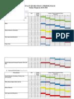 Pemetaan Kd Sks 2015-2016