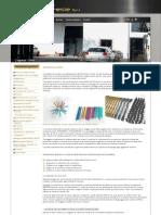 Trattamenti Galvanici - Ossidazione Anodica o Anodizzazione Alluminio