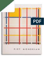 Piet Mondrian. Óleos, Acuarelas y Dibujos