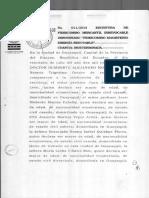 01 - Escritura de Constitucion Fideicomiso FMER 26 Julio 2013