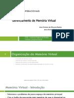 8 Gerenciamento de Memoria Virtual
