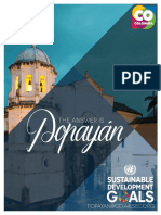 Booklet Popayan Colombia 2017