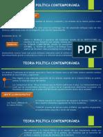 Teoria Politica Contemporanea Modulo i