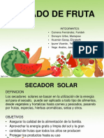 SECADO DE FRUITS.ppt