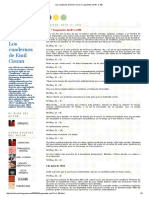 Los Cuadernos de Emil Cioran_ Fragmentos Del 81 Al 100