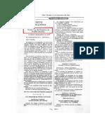 Decreto Legislativo 637_ Ley 26838, Ley 27161