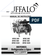Manual Buffalo 3 e 4 Cil